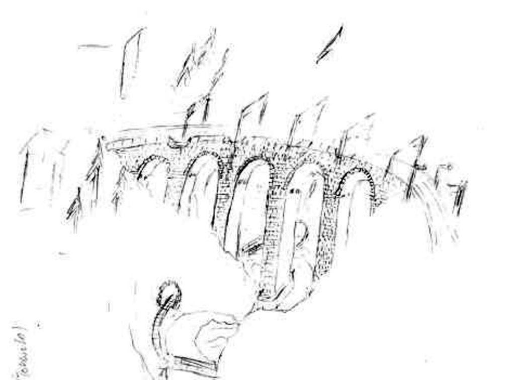 Basisidee eines Viaduktes