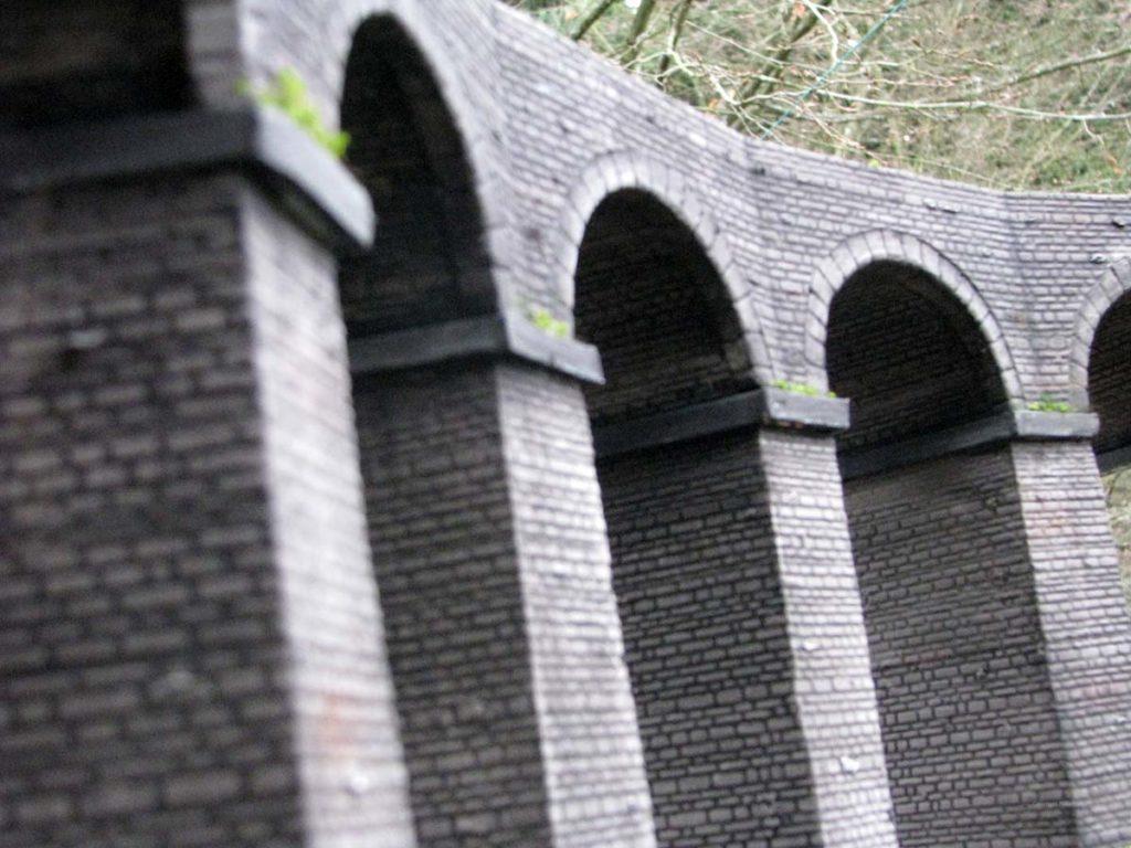 Aussenansicht Viadukt
