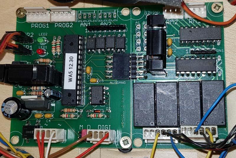 MBTronik WA5 Servodecoder
